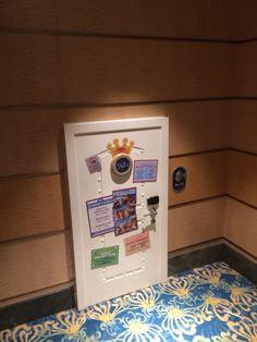 Muppet room on Deck 5 on the Disney Fantasy- Disney Cruise Line