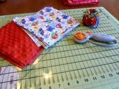 Step by step Rag Quilt