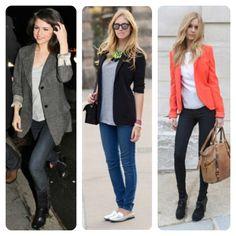 blazer feminino com calça