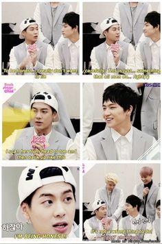Jackson's honesty.