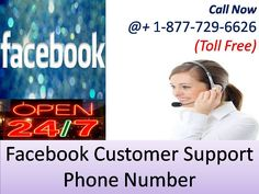 To fix Mob. No. problem for Facebook customer support by approach 1-877-729-6626