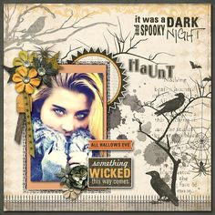 Layout: Something Wicked