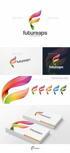 Abstract F Letter  - Logo Design Template Vector #logotype Download it here: http://graphicriver.net/item/abstract-f-letter-logo-template/10005828?s_rank=197?ref=nexion