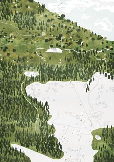 Gallery of Tirana 2030: Watch How Nature and Urbanism Will Co-Exist in the Albanian Capital - 15