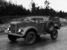 1947 GAZ 69 Prototype
