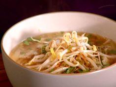 Pork and Udon Noodle Soup Recipe