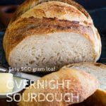 Overnight Sourdough Bread recipe is a great basic recipe to make if you are just getting started baking Sourdough bread or have been at it for years. Overnight Sourdough Bread Recipe, Sourdough Bread Starter, Sourdough Recipes, Sourdough Rolls, Bread Rolls, Artisan Bread Recipes, Easy Bread Recipes, Cooking Recipes, Homemade Apple Pie Filling