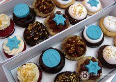 These cupcakes look yummy! Rosh Hashana 5773