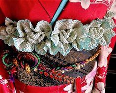 4th Of July Wreath, Burlap Wreath, Kimono, Japanese, Wreaths, Yahoo, Color, Dress, Dresses