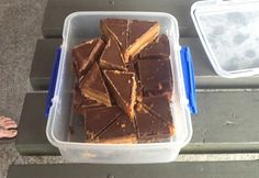 Caramel slice - Real Recipes from Mums