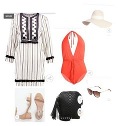 """From Office to beach with Zalando Fashion"" by editazeric on Polyvore featuring mode"