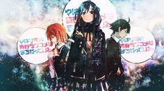 Yahari Ore no Seishun Love Come wa Machigatteiru by Dinocojv on DeviantArt