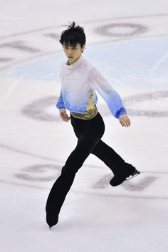 Yuzuru Hanyu Photos: 2015 Japan Figure Skating Championships