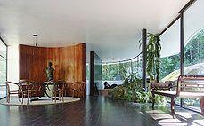 Casa das Canoas_Oscar Niemeyer