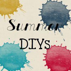 #summer #DIY #crafts