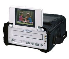 This mobile video system sets up in minutes. Just place the straps over the front seats of your car and your backseat passengers can watch videos, movi. Mobile Video, Nintendo Consoles, Cool Things To Buy, Audio, Mary, Usb, Internet, Electronics, Watch