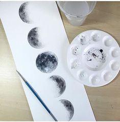 Moon Phases © By @elle_wills _ - $2 Shoutout for artist send me a DM, or Kik: Erickjualan