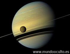 Titán la luna de Saturno tiene altas probabilidades de albergar vida