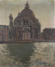 Venice, La Salute / by Walter Richard Sickert