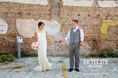 A fresh and eclectic wedding on the #PerfectlyPlanned blog! #RealWeddings #2014Weddings #WeddingTrends