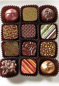 delicious handcrafted truffles http://rstyle.me/n/kmndhr9te Chocolate Dreams, Like Chocolate, Chocolate Truffles, Chocolate Brands, Chocolate Heaven, Chocolate Sweets, Chocolate Caramels, Chocolate Lovers, Chocolate Shop