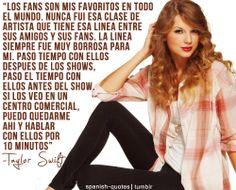 Taylor en espanol
