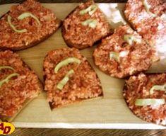 Čertův mls Baked Potato, Food And Drink, Appetizers, Pizza, Baking, Potatoes, Ethnic Recipes, Cooking, Bakken