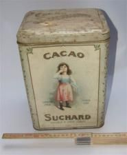 CHOCOLAT CACAO SUCHARD