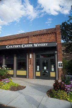 Northern Idaho Wine | Colter's Creek Winery | #idahowines | Photo Credit: Kim Fetrow  Photography