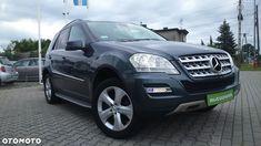 Używane Mercedes-Benz ML - 83 800 PLN, 137 000 km, 2011 - otomoto.pl