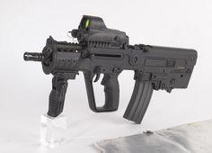 Israel Weapon Industries MTAR-21 5.56mm sub-machine gun