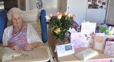 Celebrating her 85th Birthday 22/10/11