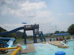 Barbourville Water Park
