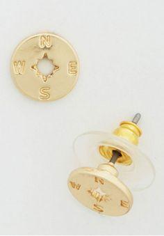 These minimalist earrings: