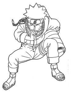 Naruto Obito Coloring Pages Ideias para a casa Pinterest
