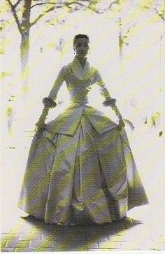 Nostalgia Postcard CC Postcard - A Dior evening gown, 1954 - Set 10 Evening Gowns, Postcards, Going Out, Dior, Nostalgia, Fashion, Evening Gowns Dresses, Moda, Evening Dresses