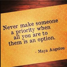 Choose your #friends wisely and those who you invite into your #life. Quote by #MayaAngelou