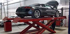 State-of-the-Art repair and body shop facility. Criswell Collision Center