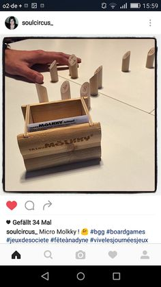 GAME DEPARTMENT: Micro Mölkky