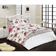 Set de pat Dantelce V1 Comforters, Blanket, Bed, Furniture, Home Decor, Creature Comforts, Quilts, Decoration Home, Stream Bed