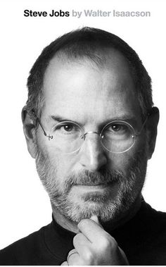 """Steve Jobs's biography by Walter Issacson - """"The history (and drama) behind every innovation is intriguing (and shocking!). Despite Steve's intense and sometimes brutal behavior, his commitment to making technology easy, accessible, and understandable is very inspiring. I absolutely loved all 656 pages of this book."""""""