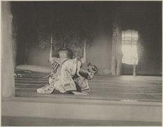 Sayonara!; Kazumasa Ogawa (Japanese, 1860 - 1929); 1895; Collotype