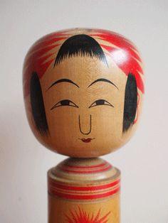 Okuyama Kiyoji 奥山喜代治(1905-1972), Master Okuyama Unshichi, detail