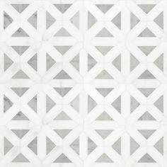 MSI Geometrica 12 in. x 12 in. x Bianco Dolomite Polished Marble Mesh-Mounted Mosaic Tile sq. White Mosaic Tiles, Marble Mosaic, Mosaic Wall, Wall Tiles, Stone Mosaic Tile, Marble Wall, Vinyl Tiles, Marble Floor, Turkish Marble