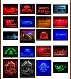 Big Custom Size 400 x 300 mm Design Your Own LED Neon Sign Custom Neon Sign LED Signs Edge Lit Plastic Crafts Bar Dropshipping