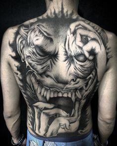 Demônio tattoo