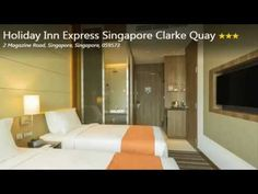 Holiday Inn Express Singapore Clarke Quay, Singapore - YouTube