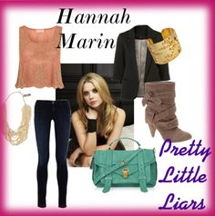 Addicted to Pop Culture: Fashion Inspiration: Pretty Little Liars
