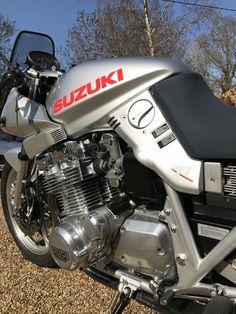 Classic Motors, Classic Bikes, Custom Street Bikes, Retro Bike, Suzuki Motorcycle, Road Bikes, Katana, Scooters, Ducati