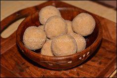 Wheat Flour Ladoo/ Atta Laddu Recipe   http://spicycookery.com/wheat-flour-ladoo-atta-laddu-recipe/